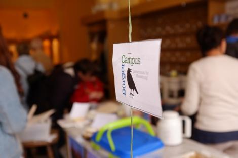 Geschichten-Café