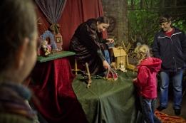 Puppentheater für Kinder - BürgerCampus III