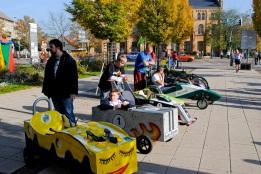 Seifenkistenrennen - BürgerCampus I